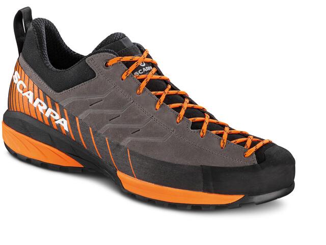 Scarpa Mescalito Zapatillas Hombre, titanium/orange